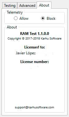 ¿Problemas de overclock con la memoria RAM? Comprueba su estabilidad con Karhu RAMTest 5