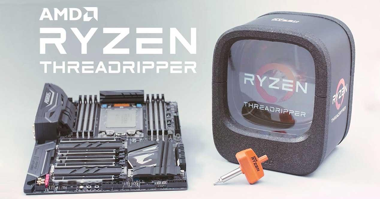 instalar AMD Threadripper
