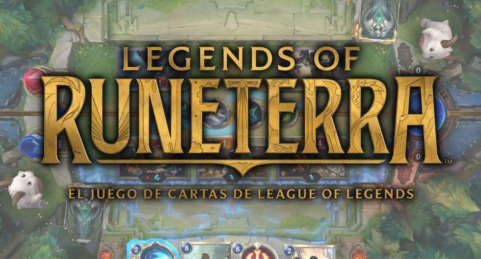 Legends of Runetera El juego de cartas de league of legends