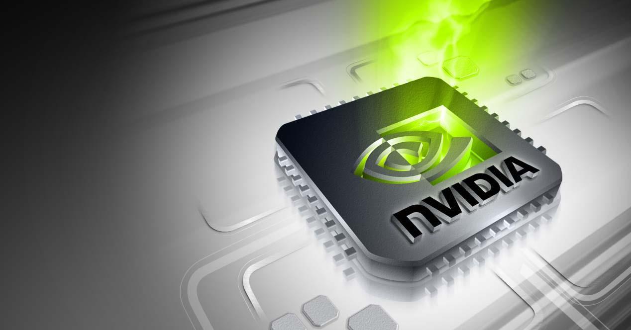 NVIDIA logo v3