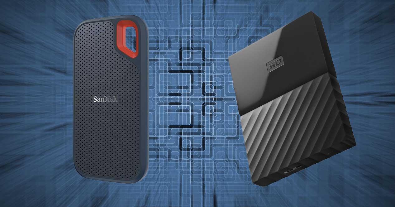 SSD vs disco externo