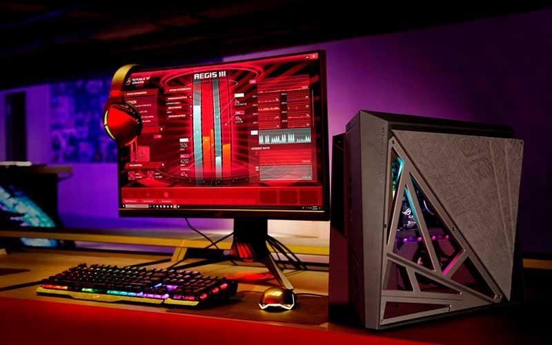 ASUS actualiza su mini PC gaming Huracan G21, pequeño pero muy potente 3