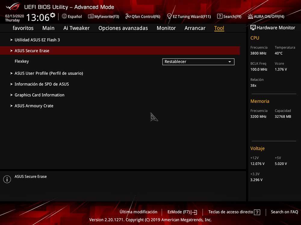 ASUS-Secure-Erase