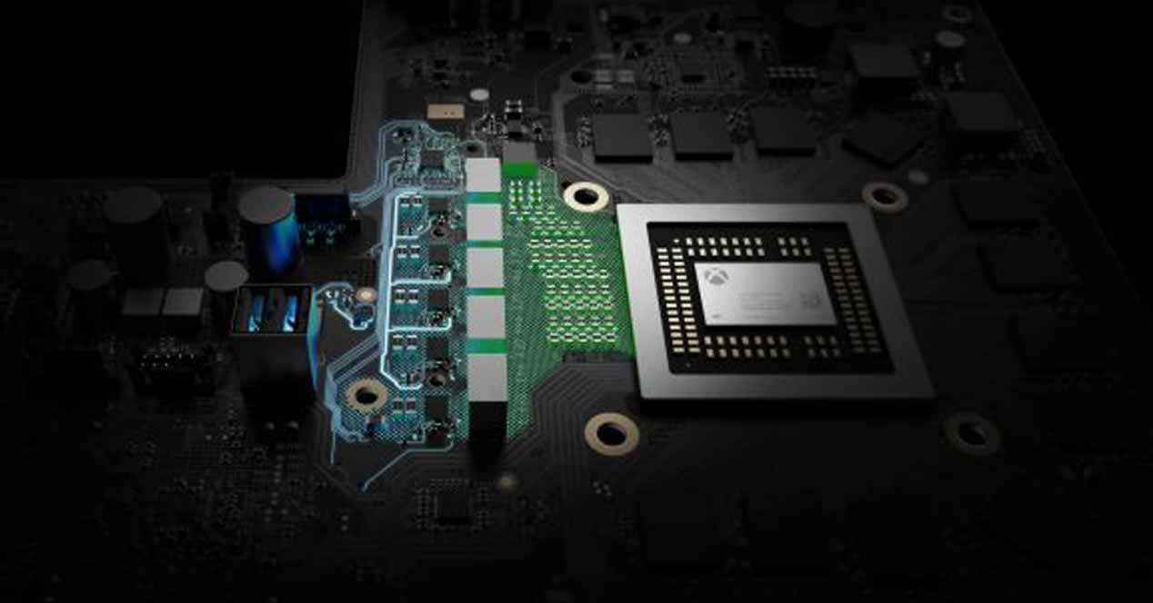 GPU Xbox Series X