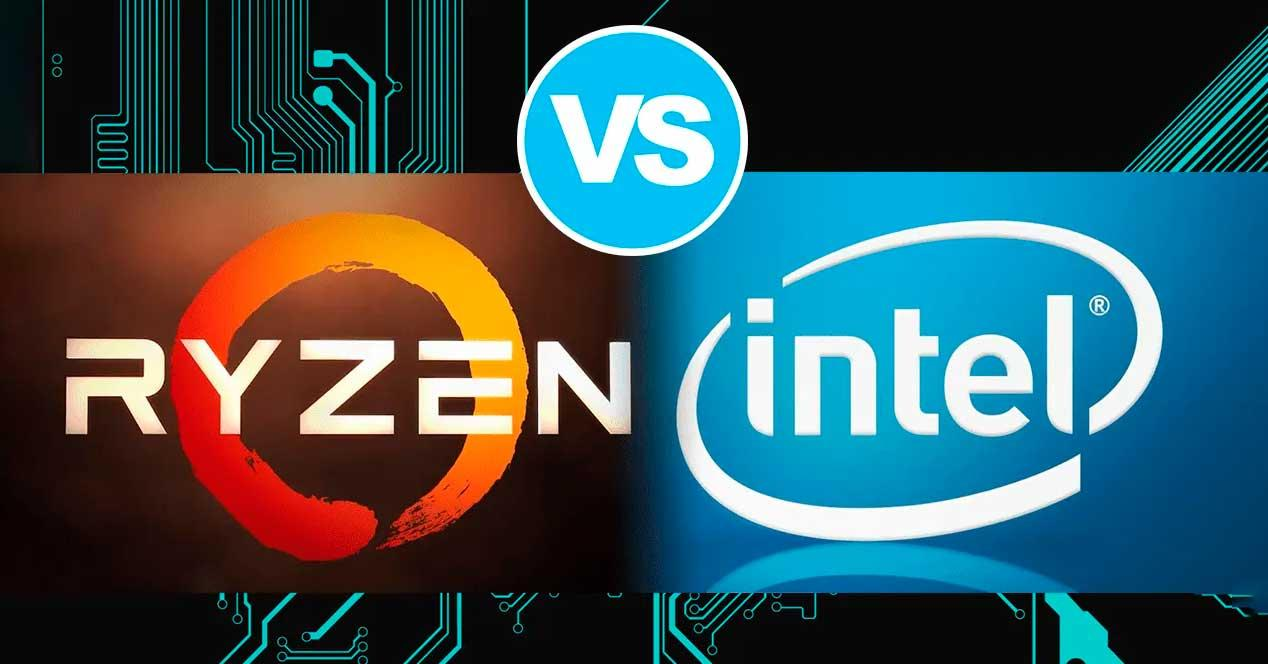 procesadores AMD Intel
