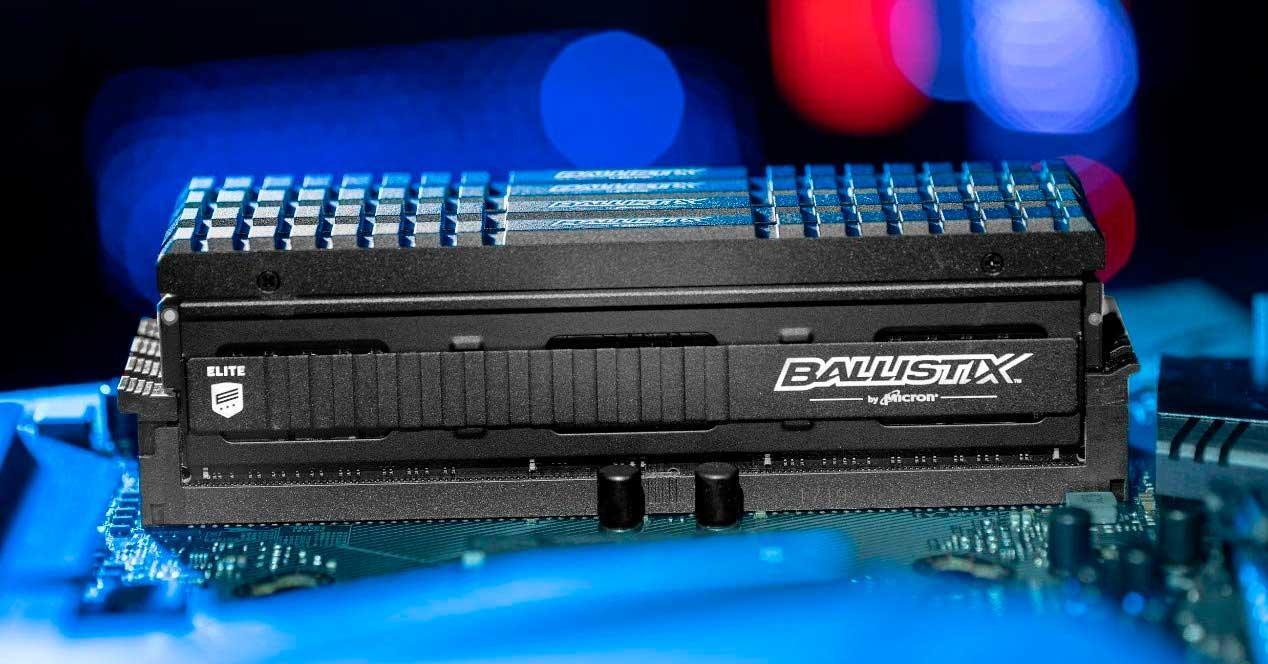 RAM Ballistix