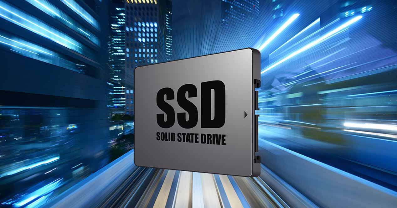 Rendimiento SSD