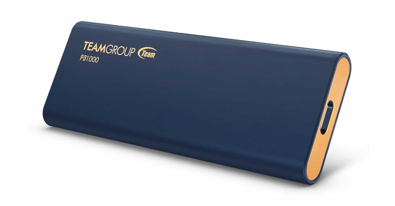 SSD portátil TEAMGROUP