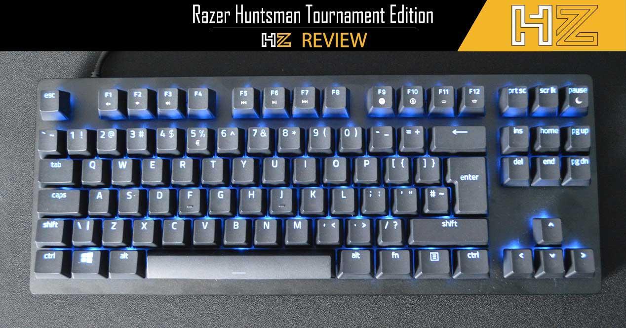 Review Razer Huntsman Tournament Edition