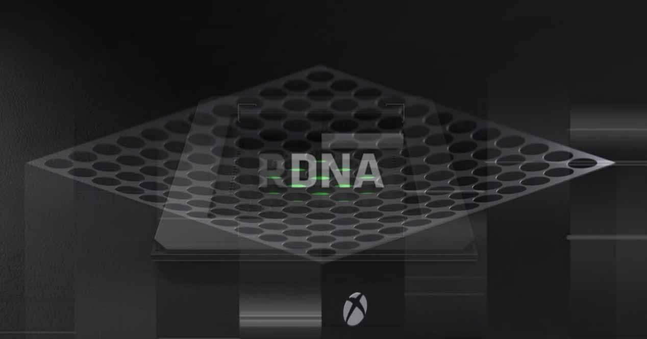 Xbox RDNA2