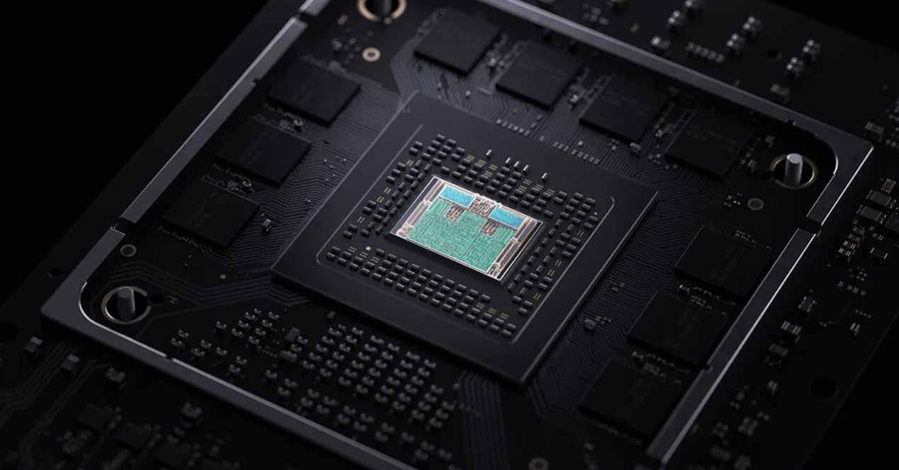 Xbox Series X GPU