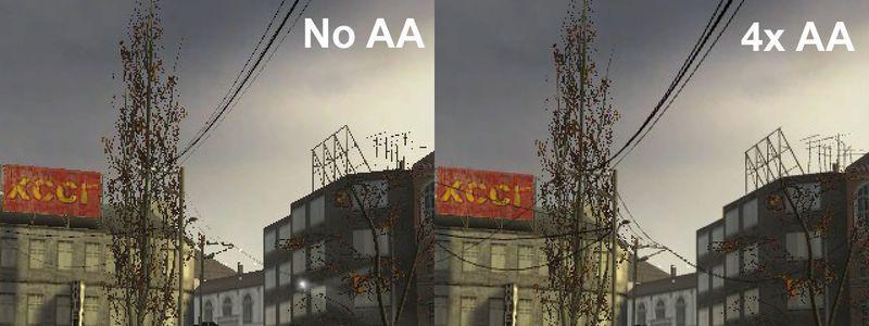 Anti-Aliasing en juegos