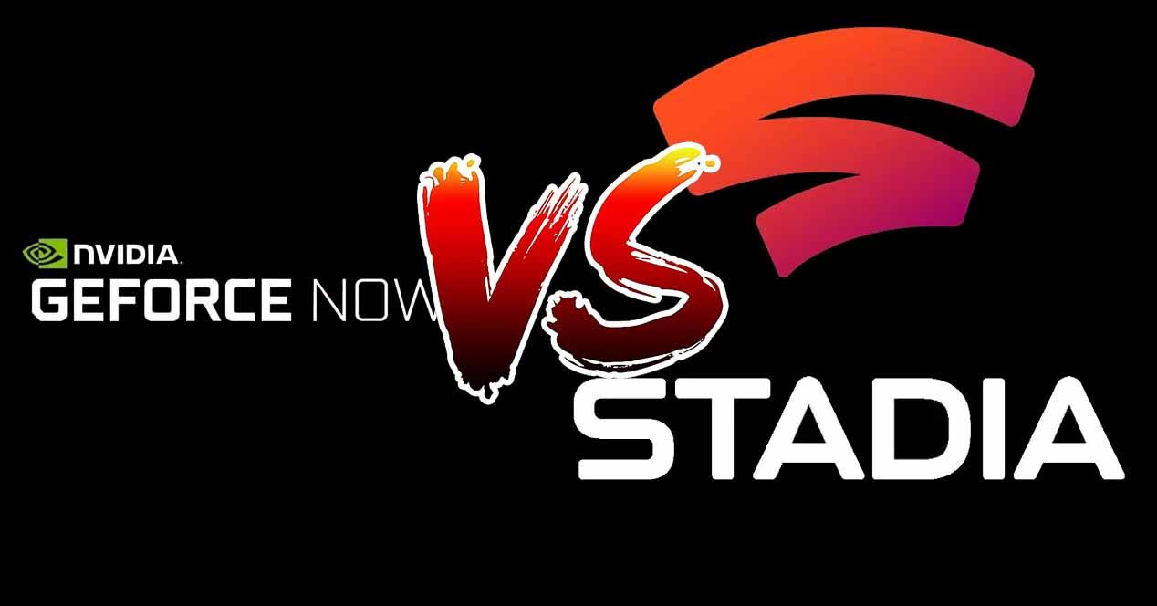 GeForce Now vs Stadia