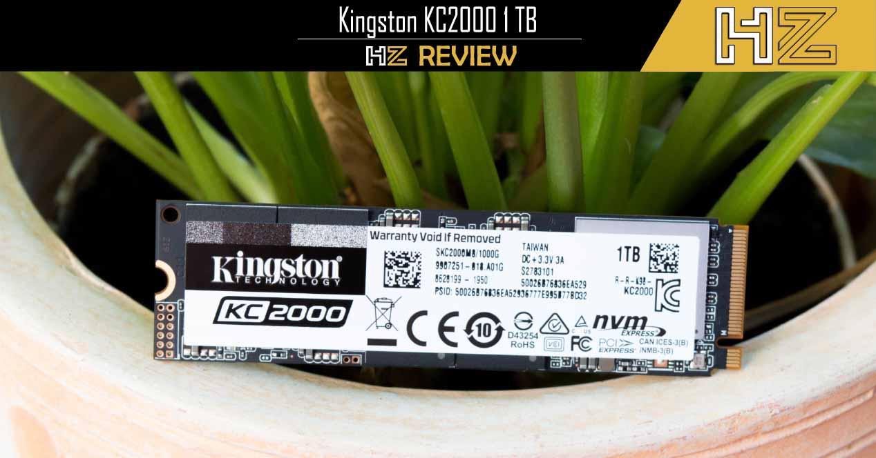 Kingston KC2000 Review