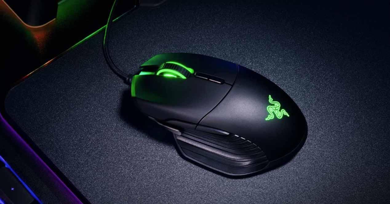 Ratón gaming Razer Basilisk