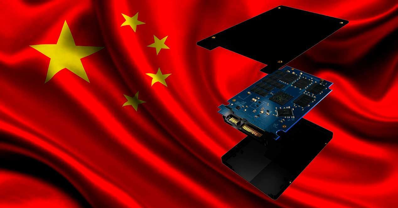 SSD-china