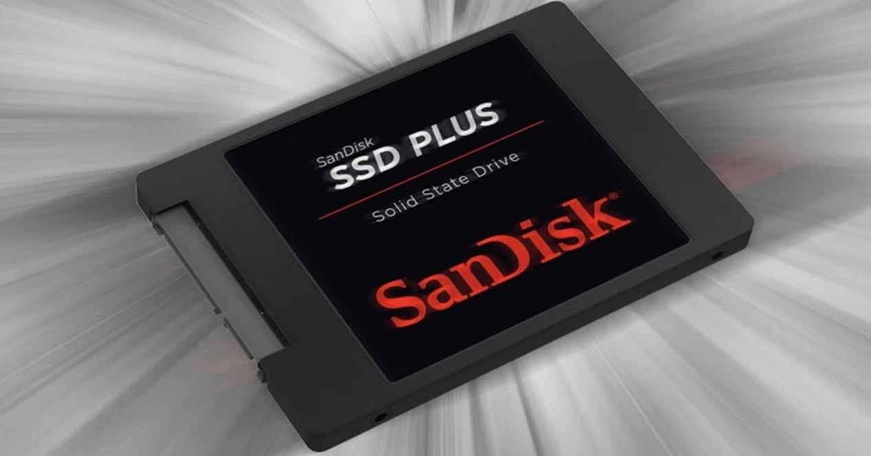 SSD Sandisk Plus para PC AMD