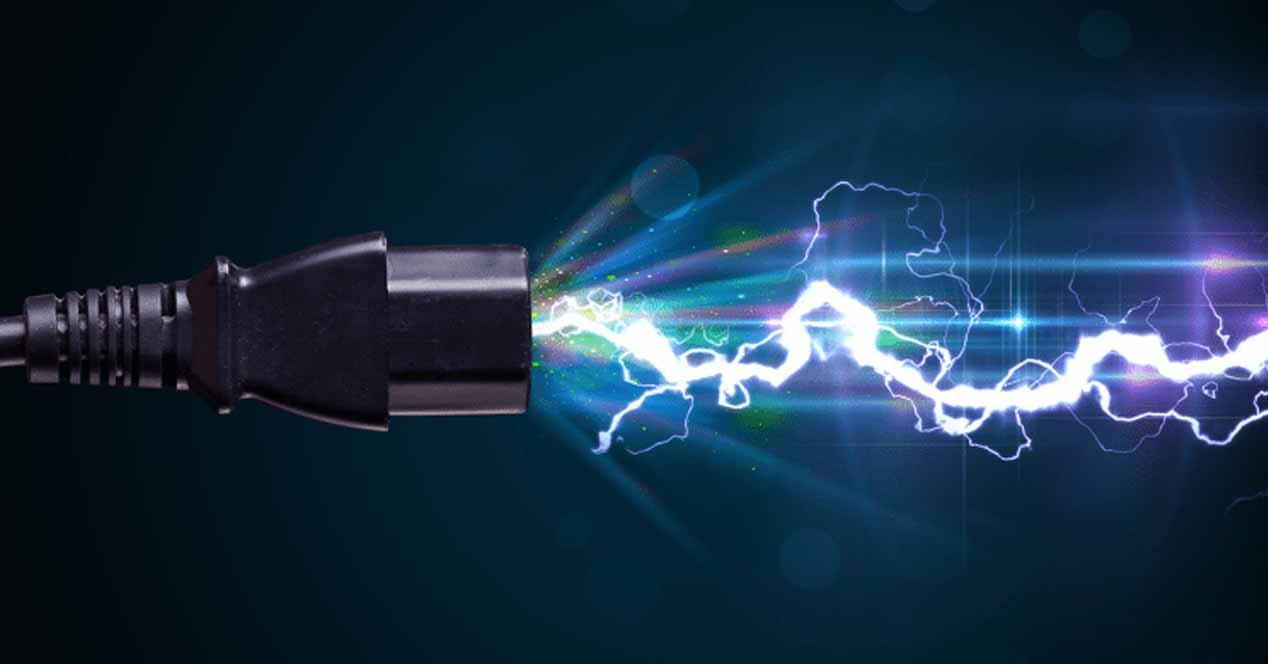 Electricidad PC