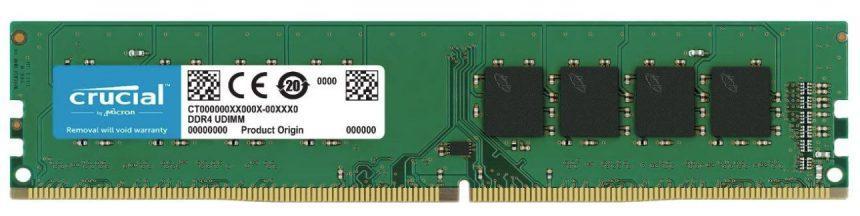 Memoria RAM Crucial CT8G4DFS824A DDR4 para PC AMD