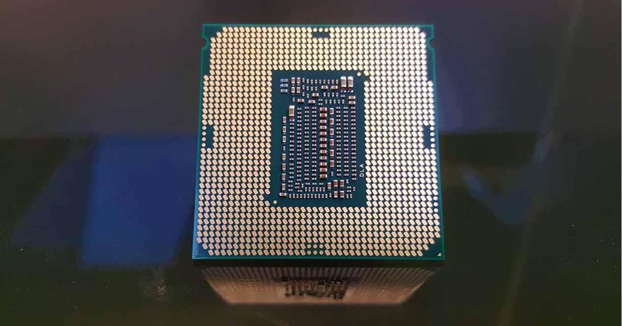 Procesador Intel con socket LGA1700