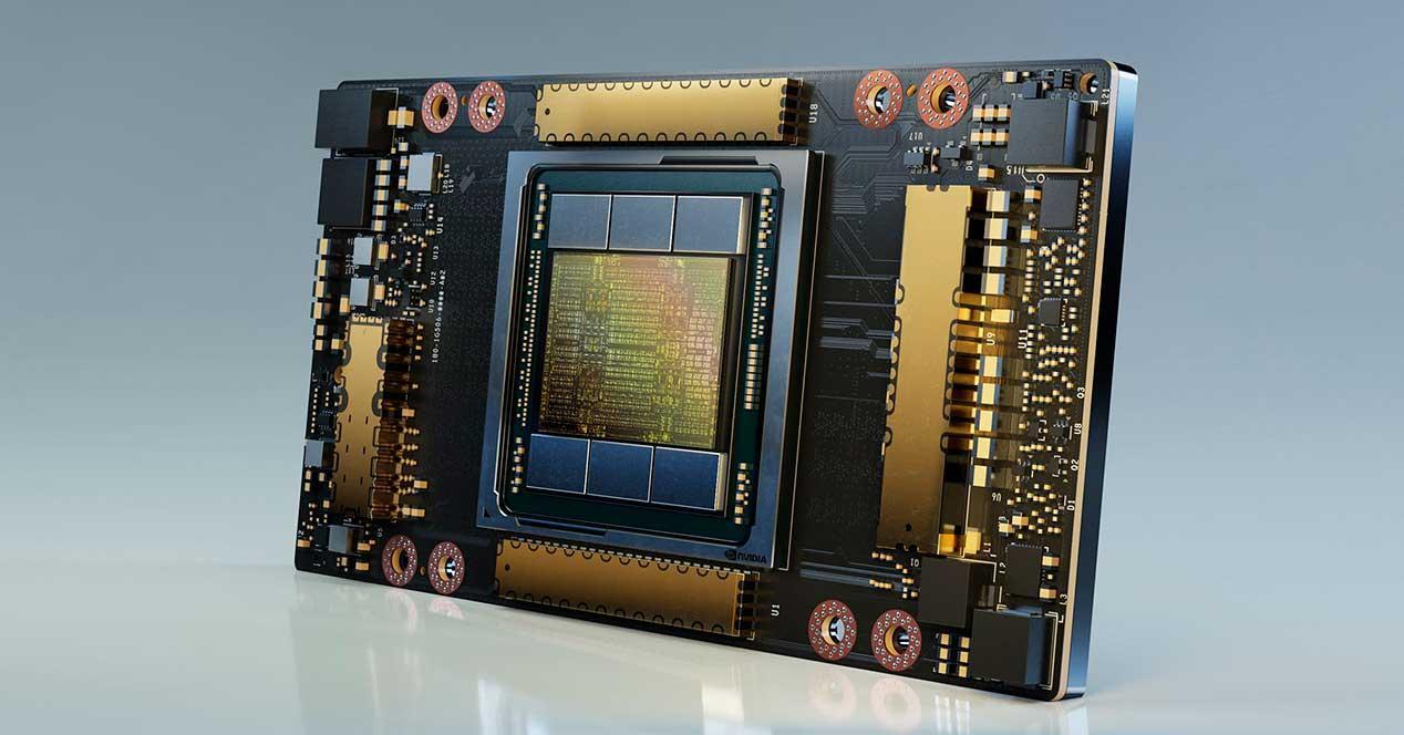 NVIDIA-GA100-GPU-Ampere