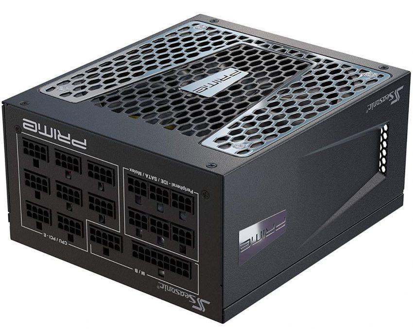 Fuente 80 Plus Titanium SeaSonic Prime TX-1000
