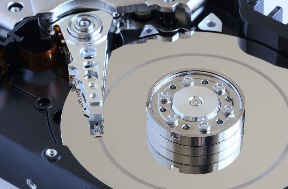 Head Crash en un disco duro