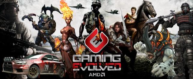 AMD Gaming Evolved juegos