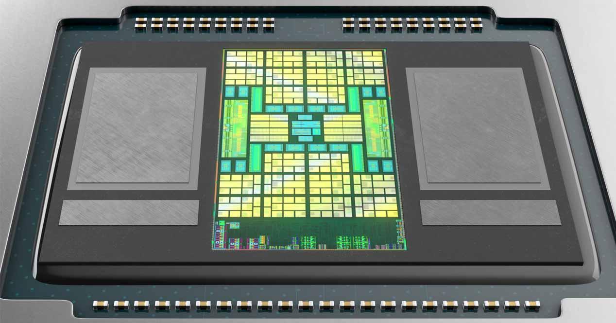 GPU Navi Radeon Pro 5600M