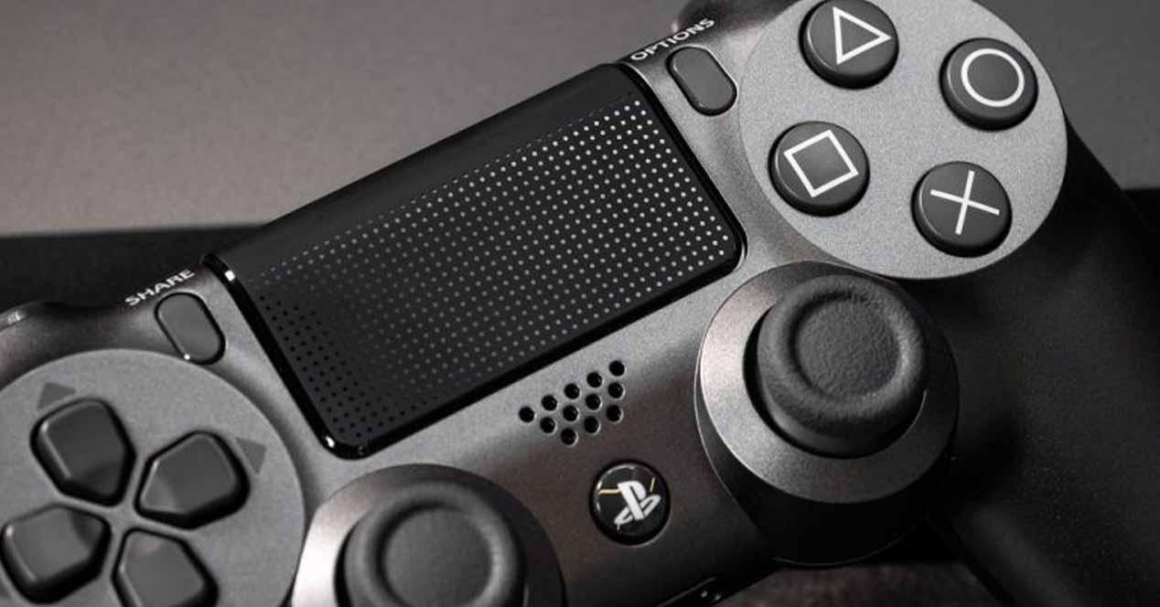 Mando USB para PS4