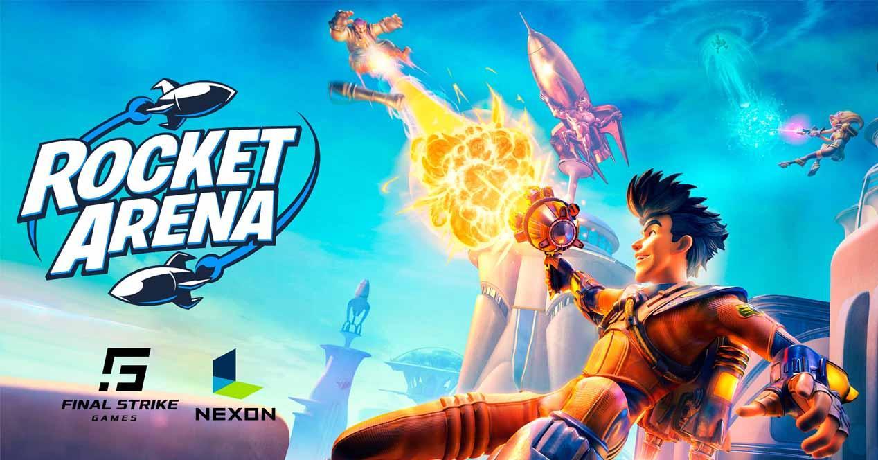 Requisitos mínimos y recomendados para jugar a Rocket Arena