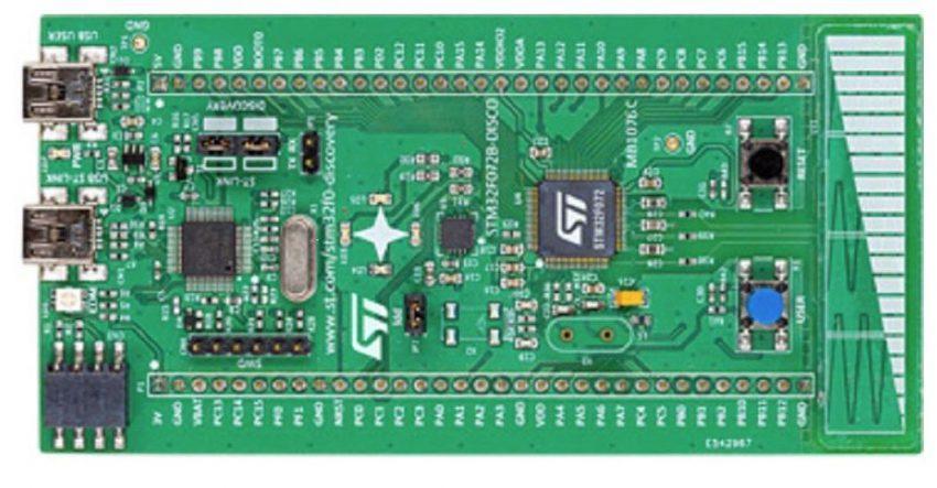 STM32 alternativa Arduino