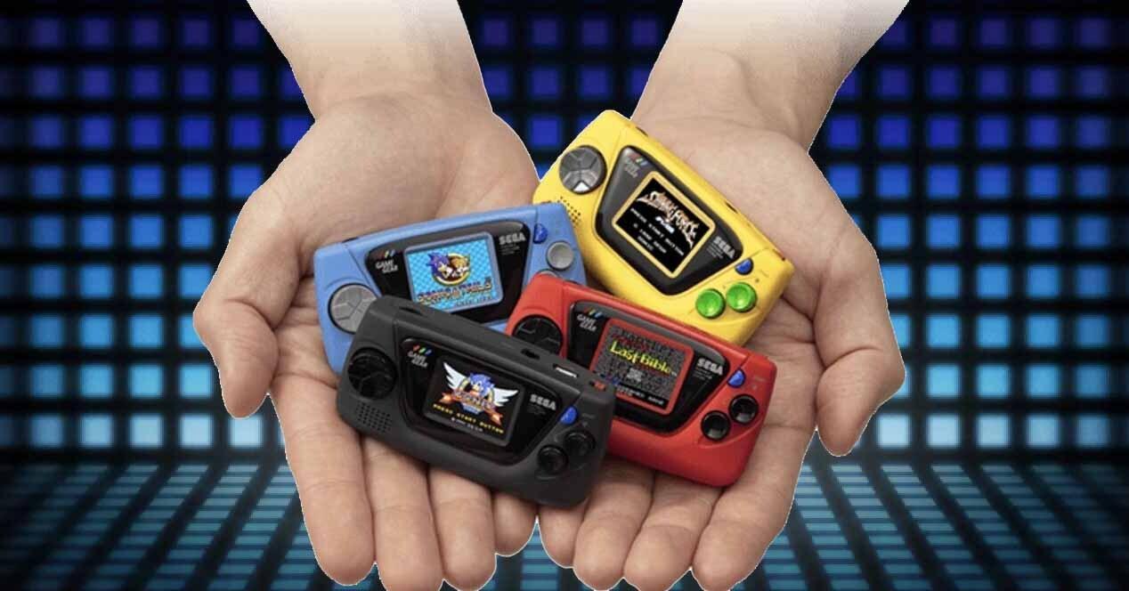 Sega mini