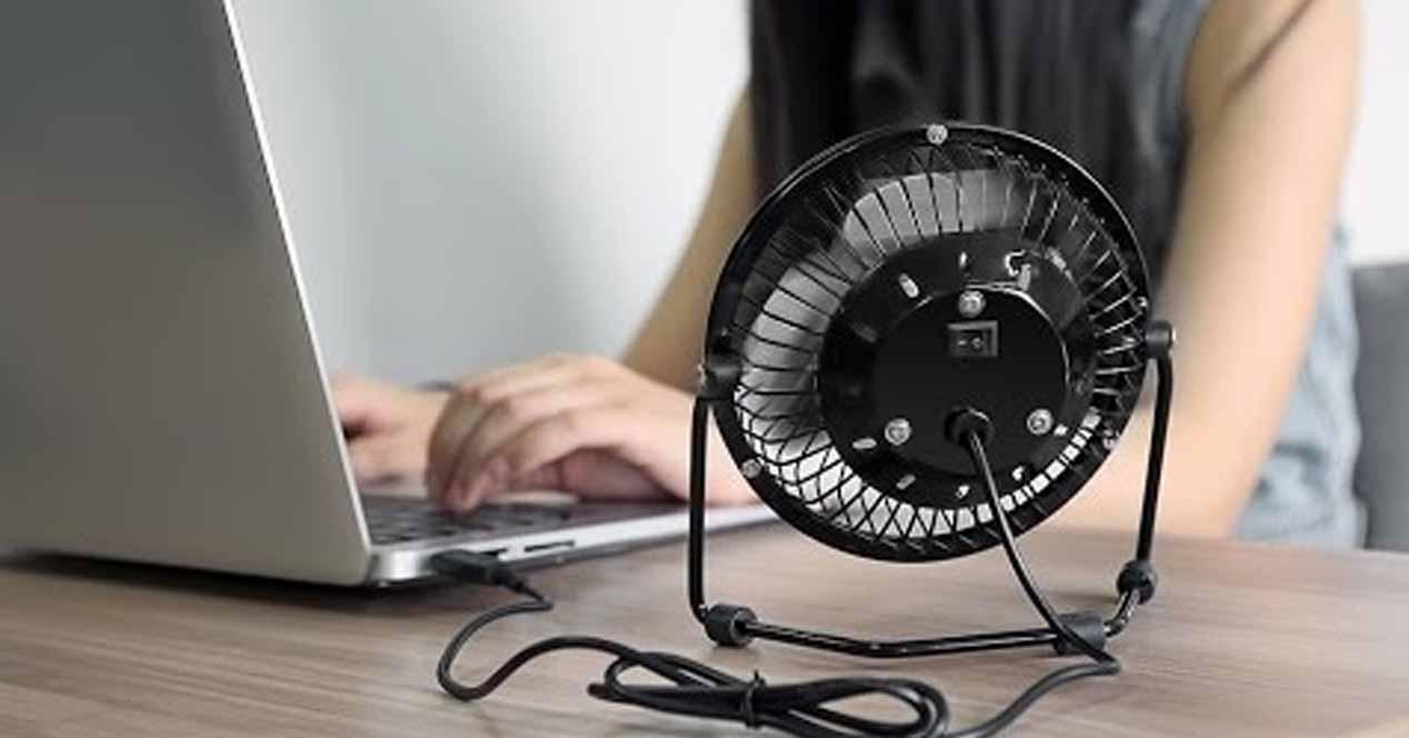 Ventilador USB PC