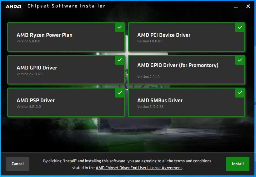 Amd Chipset Driver 2 04 28 626 Caracteristicas Y Novedades