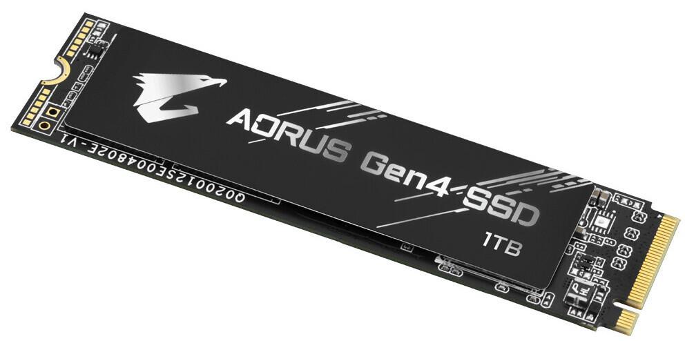 AORUS Gen4 SSD 1 TB