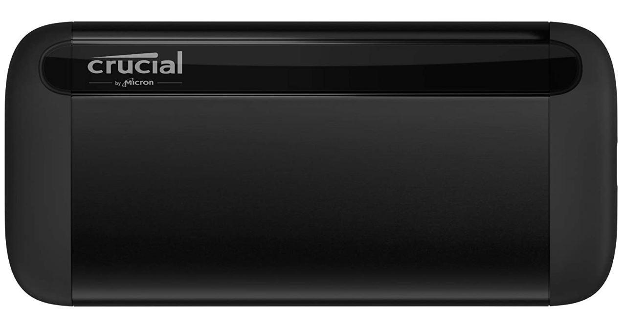 SSD externos Crucial CT500X8SSD9