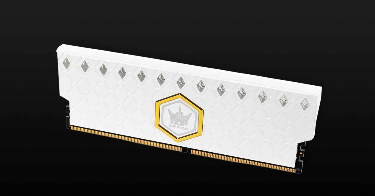 Memory RAM DDR4 GALAX HOF OC Lab Diamond at 5000 MHz