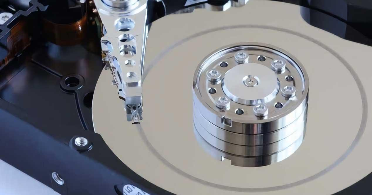 Hard-disk-partición