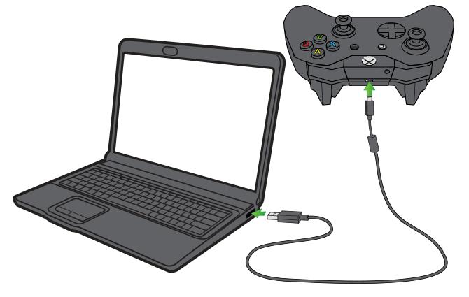 Mando Xbox PC Cable