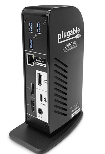Docking plugable