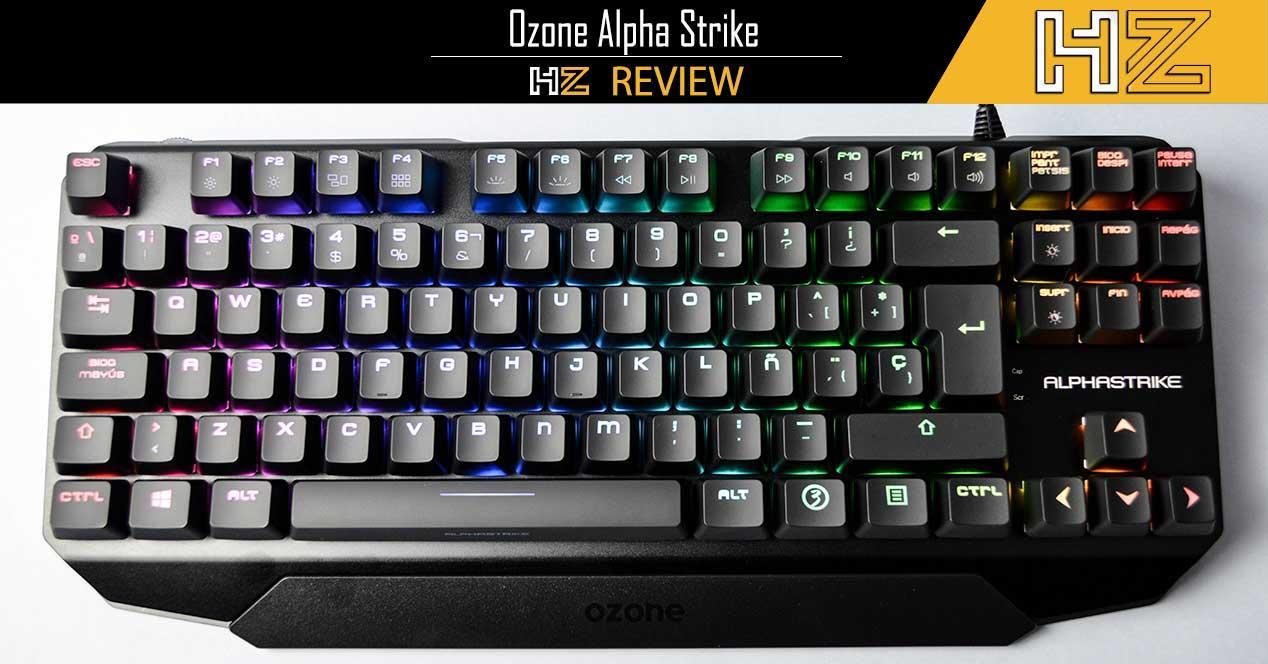 Review Ozone AlphaStrike