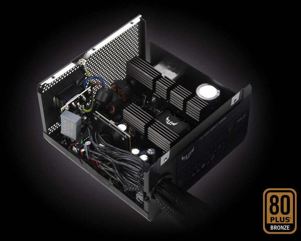 ASUS TUF Gaming Bronze 550W 650W