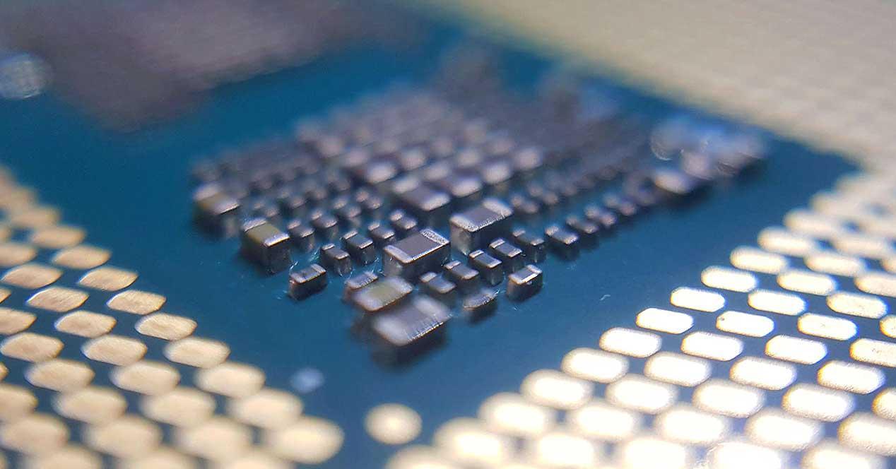 CPU Pines reverso