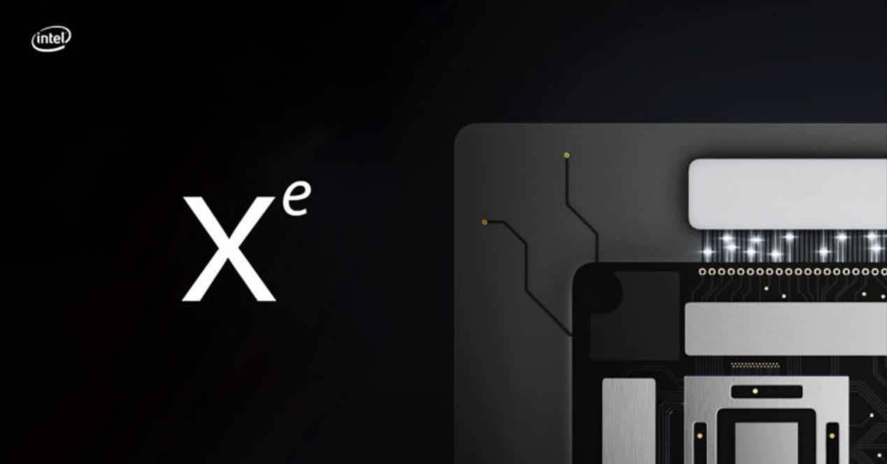 GPU Intel Arctic Sound Xe