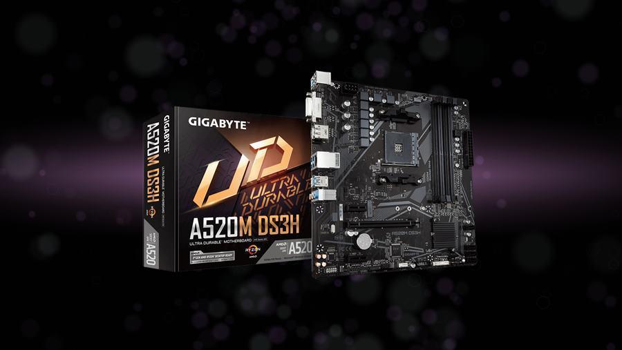 A520M DS3H mejores placas a520