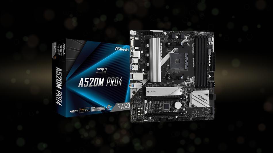 A520M PRO4 mejores placas a520