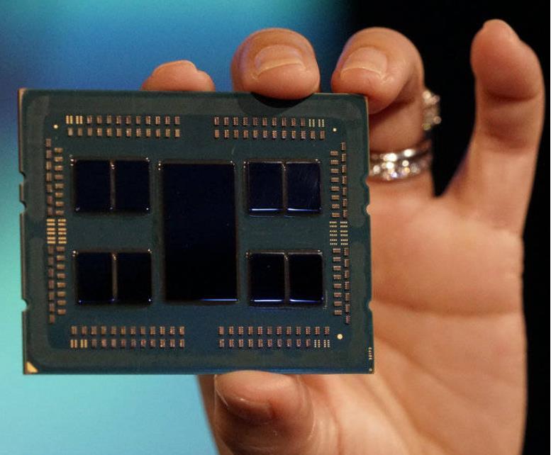 7 nm AMD tsmc