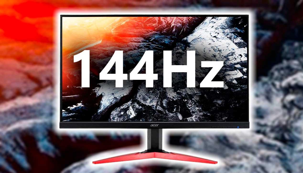 PC Gaming 2K 144 Hz