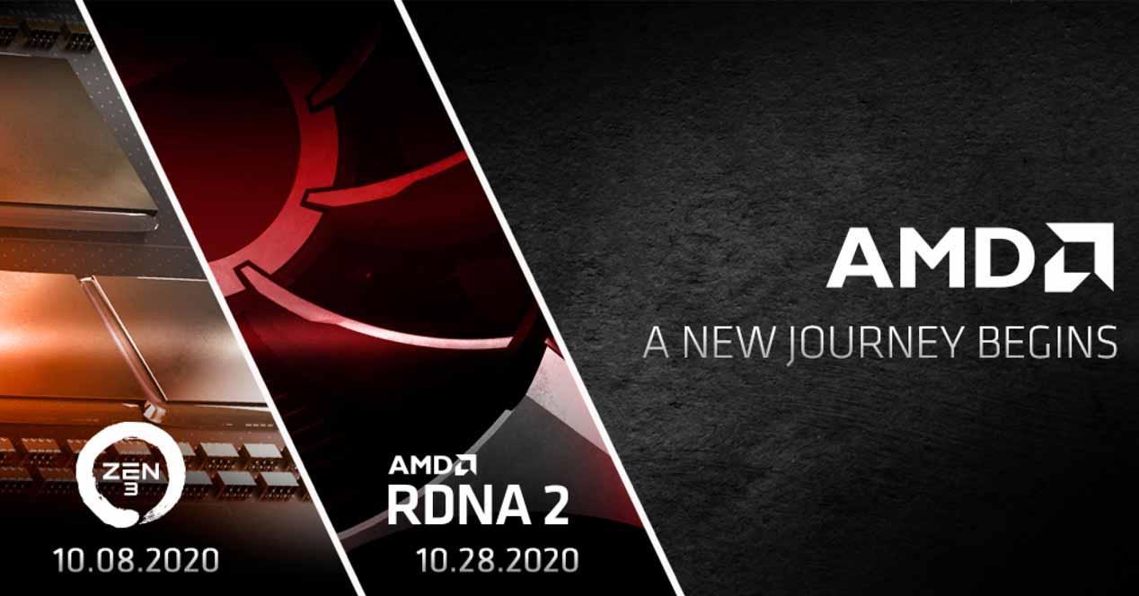 AMD RDNA 2 lanzamiento